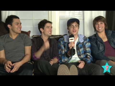 Big Time Rush:  Who's the Most Girl Crazy?