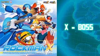 mega man x legacy collection ost boss - TH-Clip