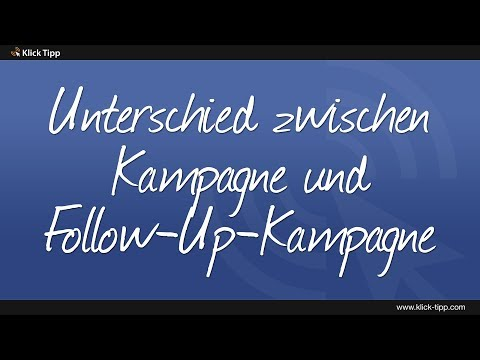 mp4 Follow Up Kampagne, download Follow Up Kampagne video klip Follow Up Kampagne