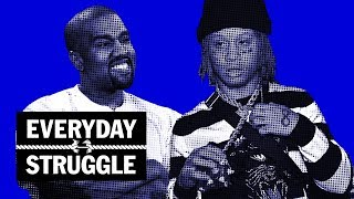 Everyday Struggle - Trippie Wants Kanye to Put Up $30M, Is 'ASTROWORLD' Travis Scott's 'Graduation?'