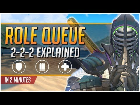 RANKED Role Queue 2-2-2 SUMMARY in 2 MIN