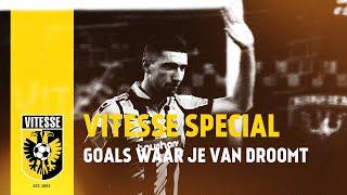 Vitesse special: Goals waar je van droomt