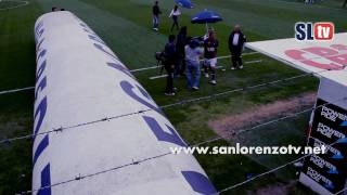 El incidente de Bottinelli frente Arsenal - San Lorenzo TV
