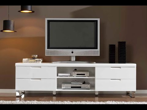 Modern Tv Stands For Flat Screens
