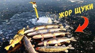 Рыбалка в твери на жерлицы