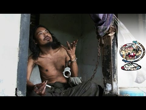 In Bali the Mentally Ill Are Treated Like Animals (2009) Bali's Shame : Meet the doctor who's single-handedly trying to save Bali's mentally ill from abhorrent conditions.