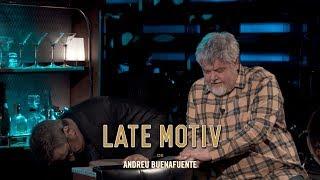 LATE MOTIV   Javier Coronas. El Maxi Minibar I #LateMotiv581