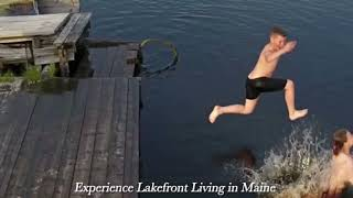 Watch Out For Lakefront Homes for Sale in Maine