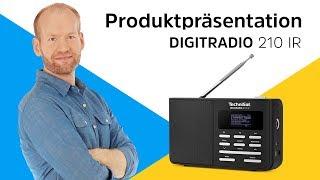 DIGITRADIO 210 IR | Produktpräsentation | TechniSat