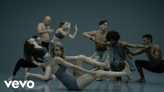 Shake It Off Outtakes Video #3 - The Modern Dancers (Behind The Scenes Video)
