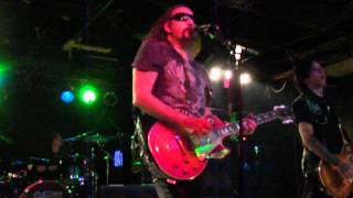 ACE FREHLEY - Flaming Youth/Deuce (Live at Crocodile Rock 11/6/11)