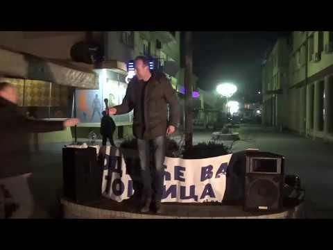 Incident na Đilasovom govoru u Kruševcu napravili funkcioneri iz Doljevca