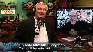 SNI Encryption - Security Now 682