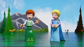 LEGO   Disney Minisodes – Frozen