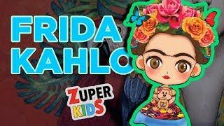 FRIDA KAHLO | Para Niños
