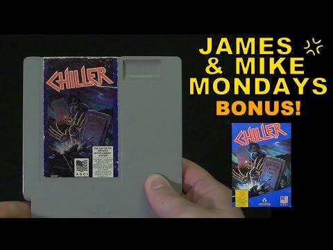 Chiller (NES Video Game) James & Mike Bonus Halloween video