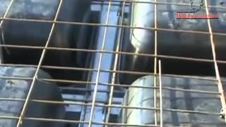 кессонная опалубка перекрытия geoplast skydome