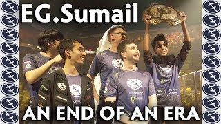 Goodbye EG.Sumail — 5 YEARS With Team