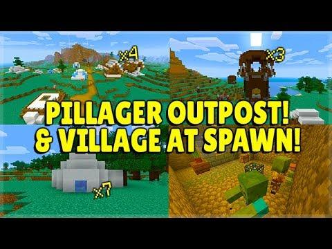 Minecraft ps4 seed - смотреть онлайн на Hah Life