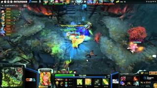 Ultra Kill by DityaRa vs TeamSpirit @Shanghai Major