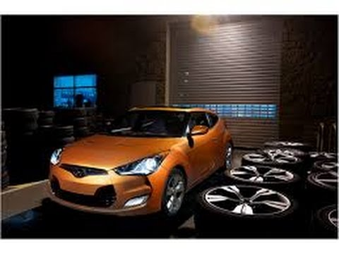 2015 Hyundai Veloster Test Drive/Review by Average Guy Car Reviews