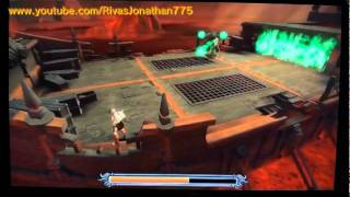 God of War: Chains of Olympus PS3 The Dock of Charon #1