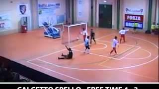 preview picture of video 'Calcetto Spello Free Time 4 3'