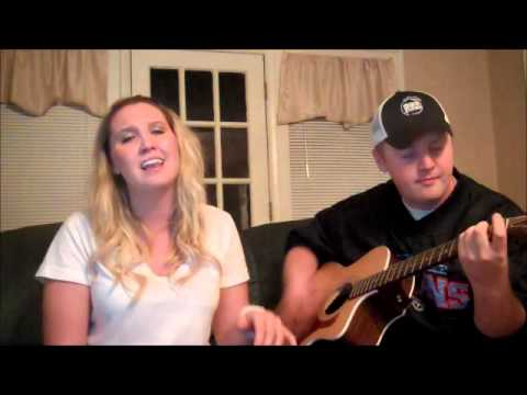 """As Long As You Love Me"" (Justin Bieber cover) by Holly Helms & Cory Hall"