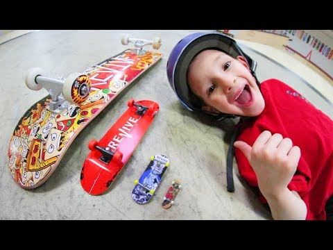 YOU MUST SKATE ALL THE SKATEBOARDS! / Warehouse Wednesday