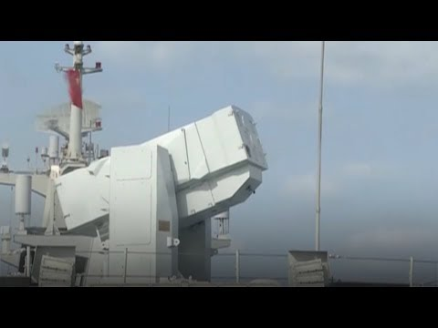 PLA Navy conducts air defense missile assessment in East China Sea