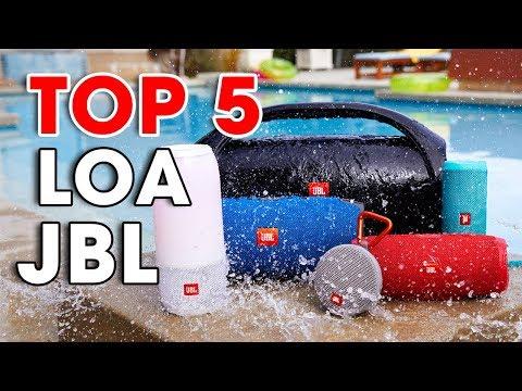 Top 5 loa bluetooth JBL tốt nhất 2018 l Đáng mua nhất 2019 !?