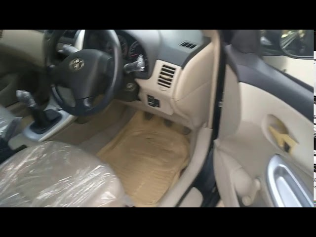 Toyota Corolla XLi VVTi 2013 for Sale in Karachi