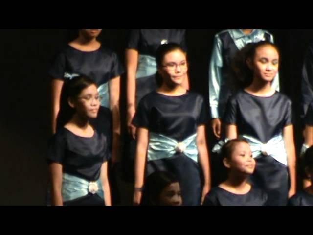 El Vito (Emily Crocker) Spanish Folk Song by PCMS Children Choir