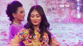 SATV Dance By MEHJABEEN CHOWDHURY | Dance Time On SATV