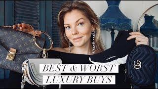 Best & Worst Designer Purchases