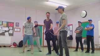 Damn Yankees - 'Heart' rehearsal