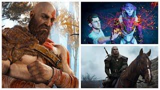 Вместо God of War 2 игра про космос? 24 премьеры от Microsoft. BioWare снова думает о Mass Effect