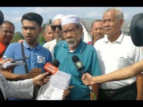 Peneroka FELDA buat laporan polis tuntut insentif RM5,000