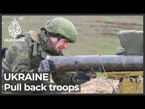 Ukraine border: Leaders call for Putin to pull back troops