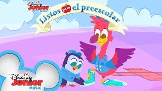 Hagamos Un Arco | Listos Para El Preescolar | Ready for Preschool in Espanol | Disney Junior