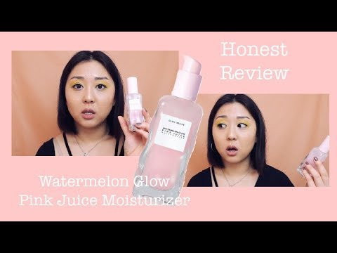 HONEST REVIEW: Watermelon Glow Pink Juice Moisturizer