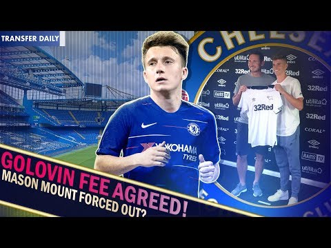 CHELSEA AGREE GOLOVIN FEE || Chelsea Transfer Daily