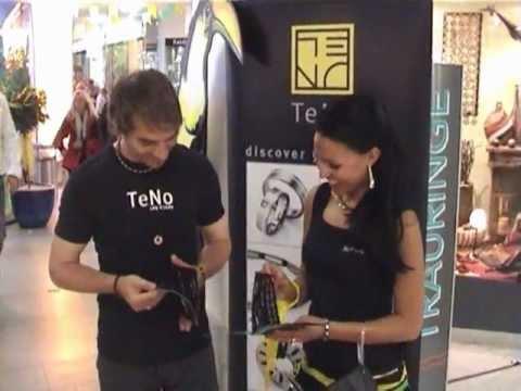 Schmuckdesign YuKoN von TeNo & Solitaire - Freiburg