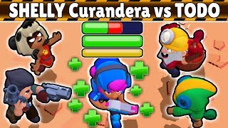 SHELLY CURADERA vs ALL | Stelar Skill