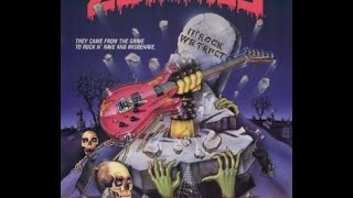 Хард рок зомби 1985 - УЖАСЫ