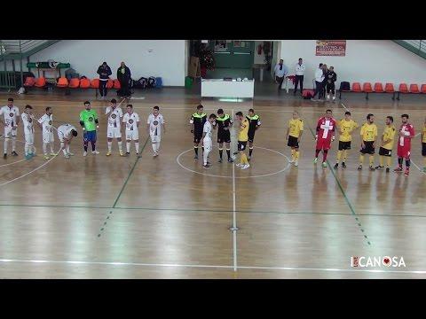 Preview video Serie B Gir. F - Futsal Capurso Vs Apulia Food Canosa (3-3)