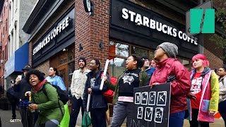 Starbucks To Mandate Racial Sensitivity Training