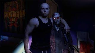 Мясник + Зомби = Дружба (нет) Contagion Outbreak VR