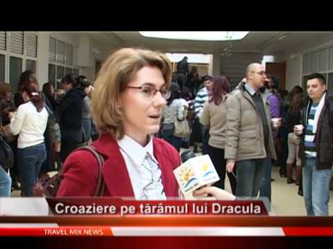 Croaziere pe tărâmul lui Dracula