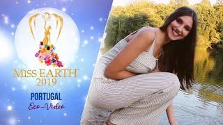 Bruna Silva Miss Earth Portugal 2019 Eco Video